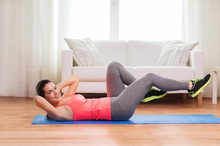 Это упражнение окажет действенный эффект