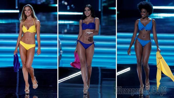 От волейболистки до пловчихи: кто участвовал в «Мисс Вселенная»