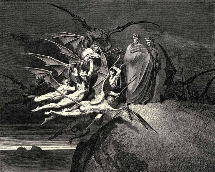 Абаддон интересно, легенды, мифы, познавательно, религия, страхи человечества, страшно, чудовища