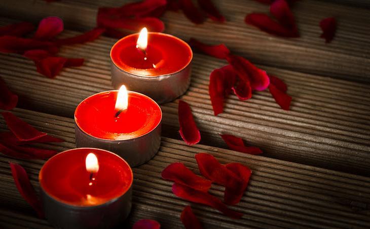 Как устроить романтику для любимого