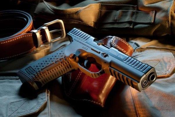 Пистолет «Чёрный стриж»