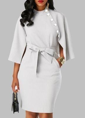 Элегантные платья для пышных красавиц