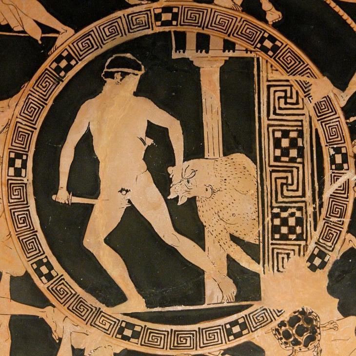 Монотавр интересно, легенды, мифы, познавательно, религия, страхи человечества, страшно, чудовища