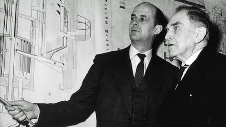 Проект «Манхэттен». Как человечество породило атомную бомбу день в истории, проект «Манхэттен», сша