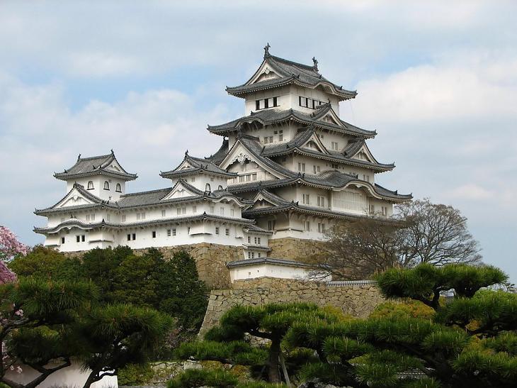 Замок Химэдзи, Хего, Япония