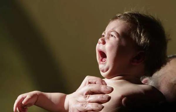Есть ли молитва от испуга ребенка