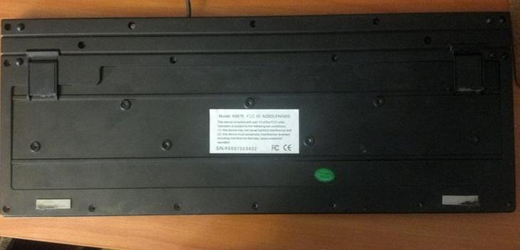 Чистка клавиатуры ПК в картинках
