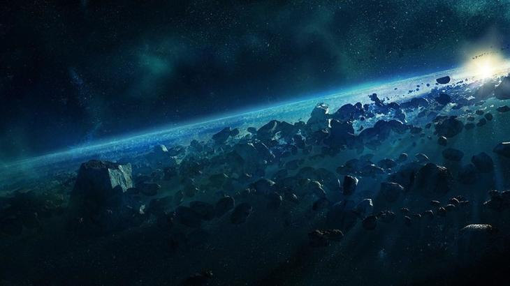 4. Пояс астеройдов космос, планеты, солнечная система, факты, чудеса