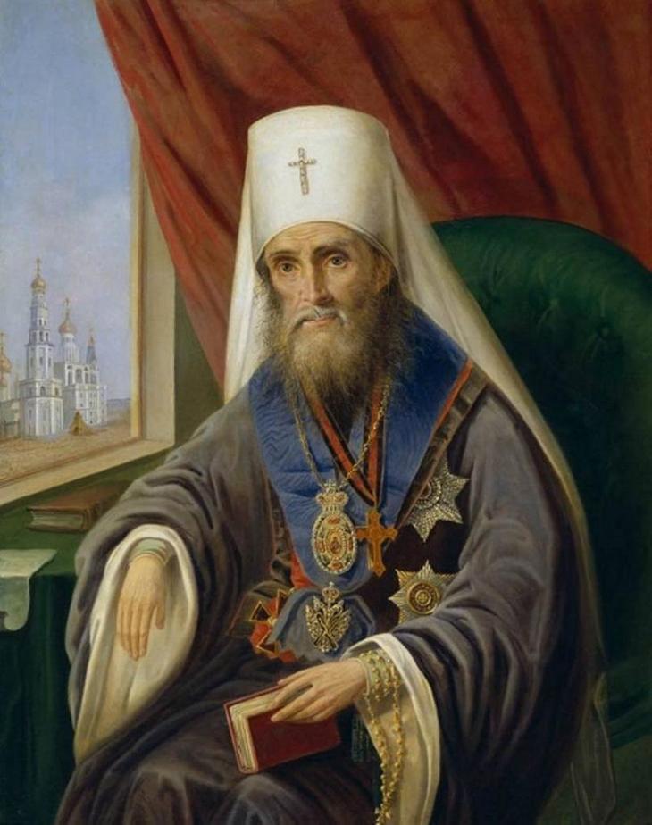 Ежедневная молитва филарета митрополита московского