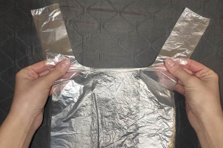 Как быстро открыть пакет в магазине без облизывания пальцев