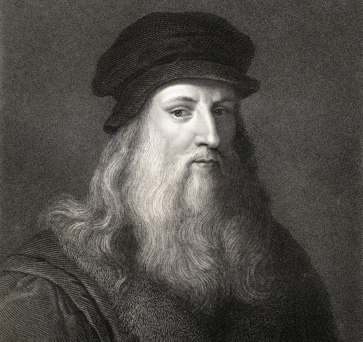 10 фактов о Леонардо да Винчи, заставляющих сомневаться, что он с нашей планеты