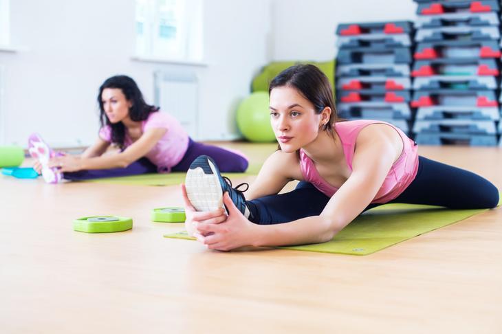 Повышение эластичности мышц
