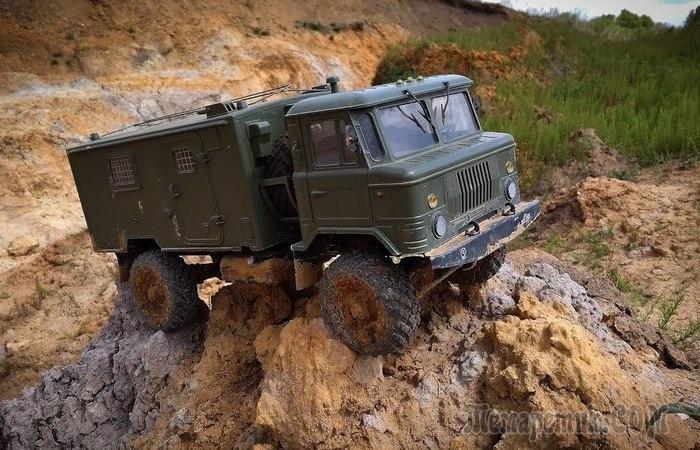 ГАЗ-66 «Шишига»: 7 занимательных фактов о советском грузовике-легенде