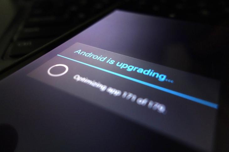 Как ускорить телефон - 1