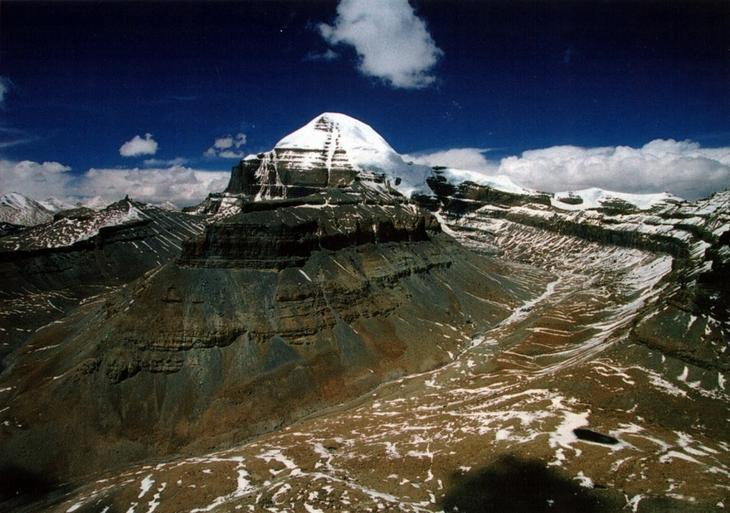 Священная гора Кайлаш, Тибет, Китай. Фото, описание, легенды