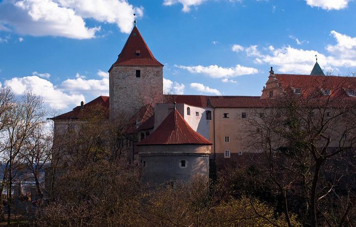 Башня Далиборка