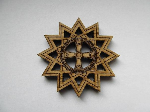Звезда Эрцгаммы: значение символа, применение