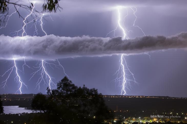 Самые удивительные фотографии молний. Фото