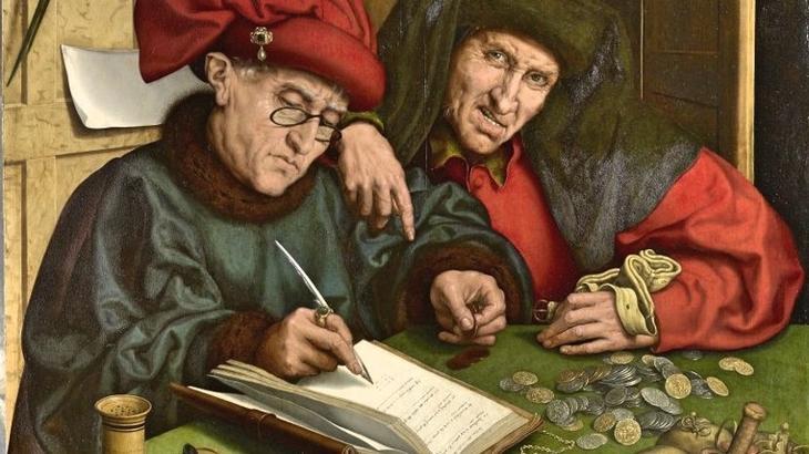 1. Низкие налоги европа, интересное, средневековье