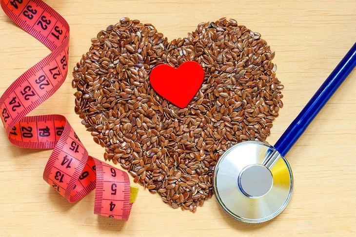 Семена льна для похудения и очищения организма от шлаков