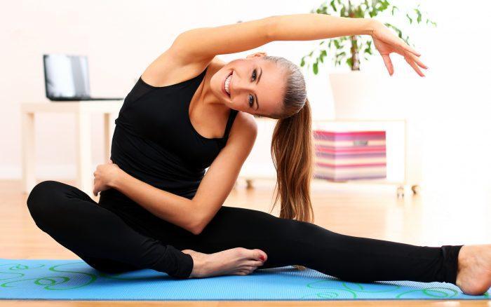 Дыхательная гимнастика для похудения живота бедер и боков