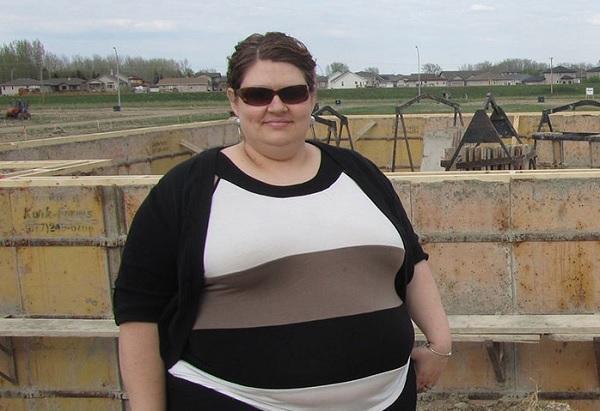 Диетолог посоветовал женщине выполнить эти 3 простых шага, и она потеряла 70 кг