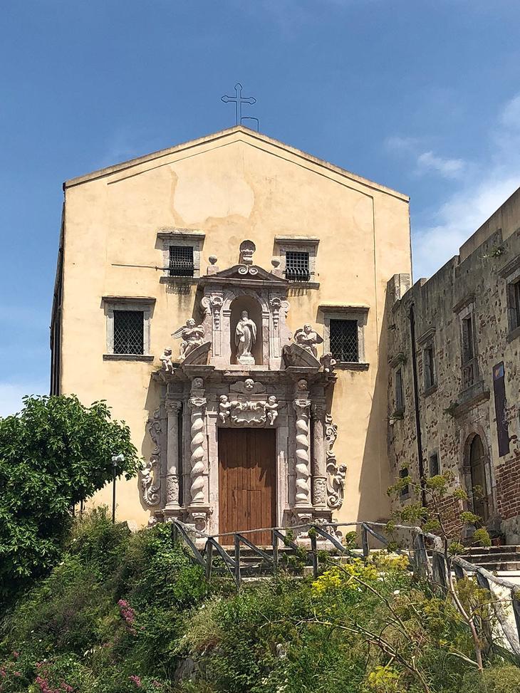 Сан Марко д'Алунцио