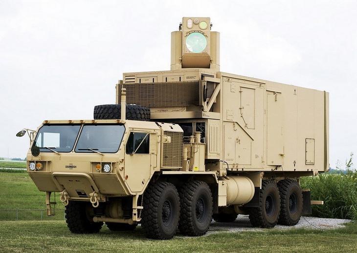 1. HEL MD. будущее, лазерное оружие, лазеры, оружие
