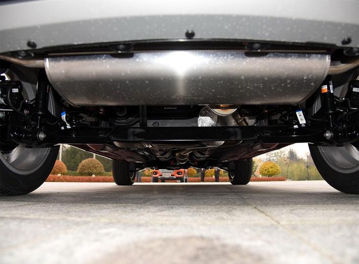 фото задняя подвеска Haval H2 S 2020-2020 года