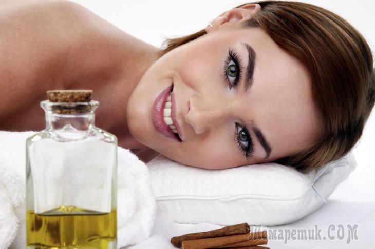 Какое эфирное масло помогает от морщин
