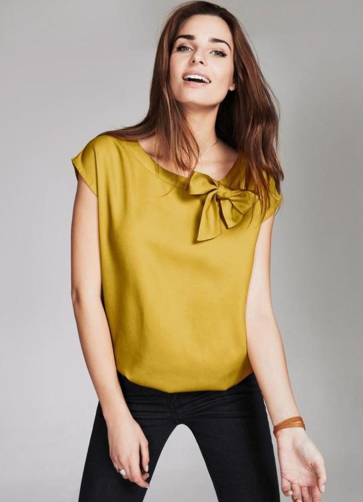2d24385cf62 блузки из шифона - Самое интересное в блогах