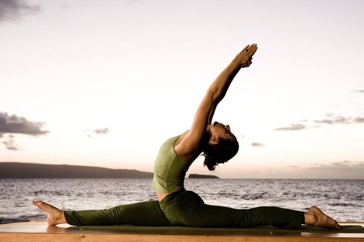 Хатха-йога открывает путь к гармонии