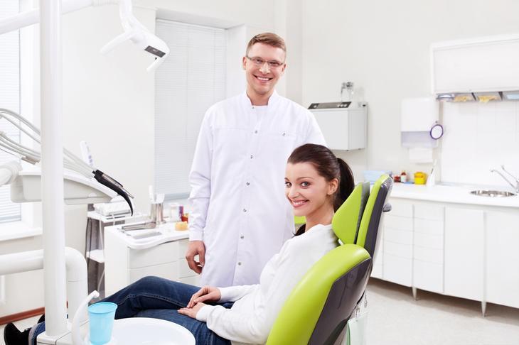 5. Регулярно посещать стоматолога