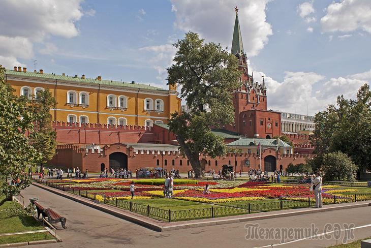 Места силы в Москве и Московской области