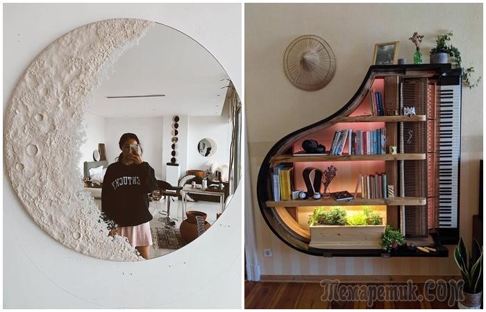 18 идей для интерьера, которые без ремонта сделают комнаты интереснее