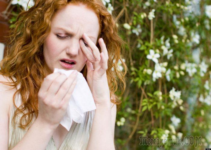 Сезонная аллергия что важно знать