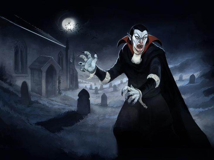 Вампиры в реальной жизни факты