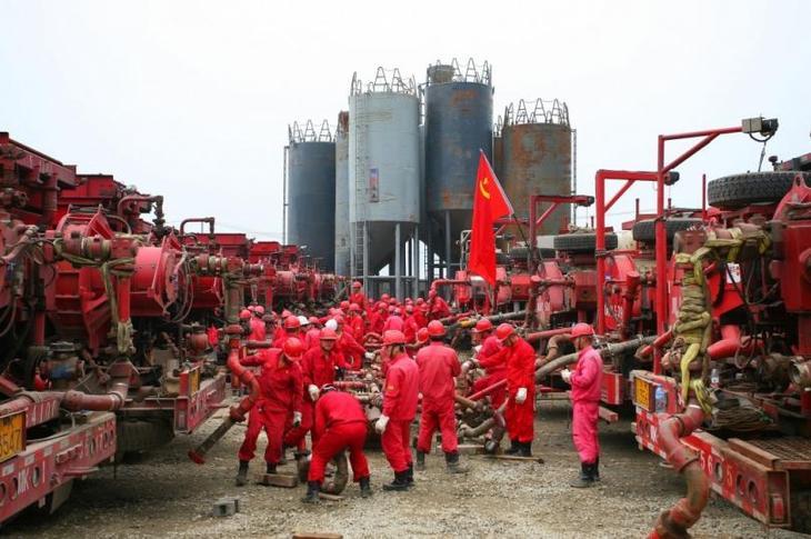 """Сила Сибири"" уходит в песок: Китайцы наращивают производство сланцевого газа"