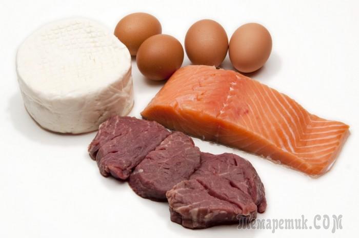 10 продуктов с высоким содержанием белка, которые могут заменить «качалку»