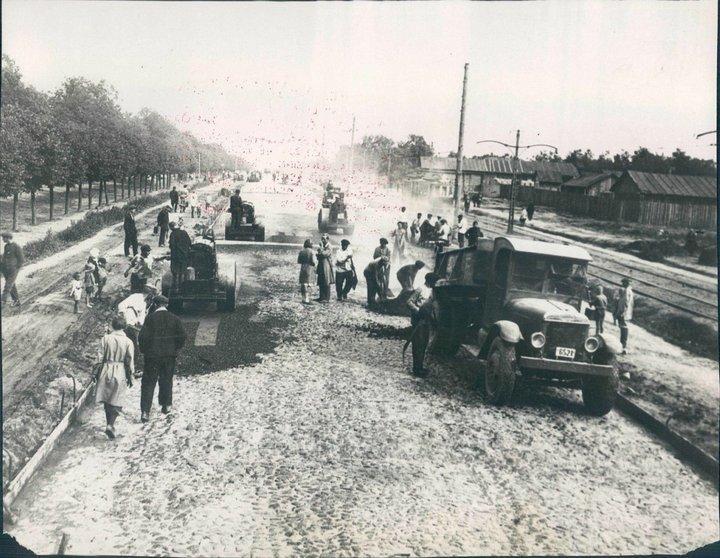 СССР 20-30-х годов: редкие архивные кадры