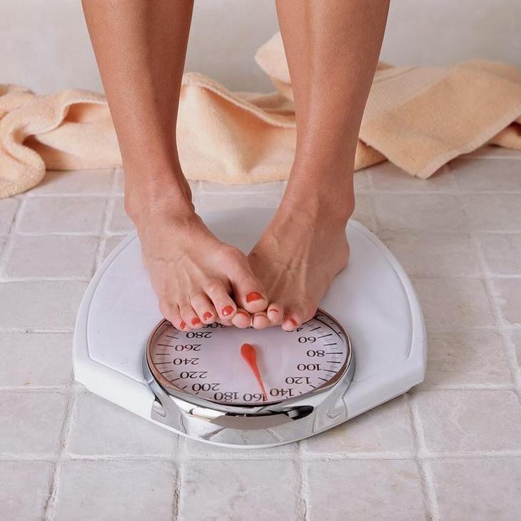посмотреть на свой вес в картинке