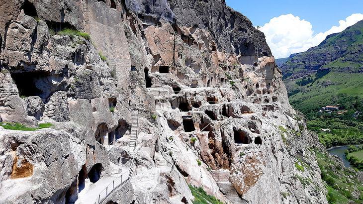 Пещерный монастырь Вардзиа