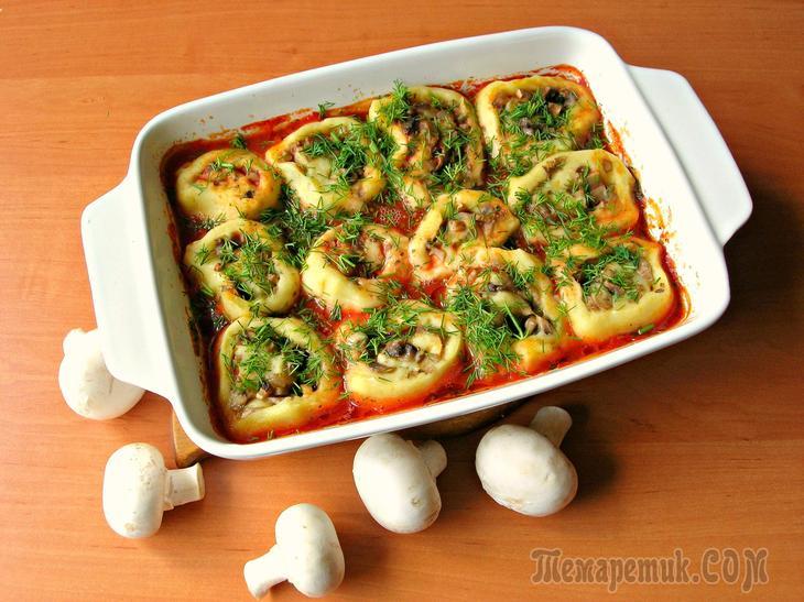 Постное горячее блюдо без мяса, без яиц и без сыра!