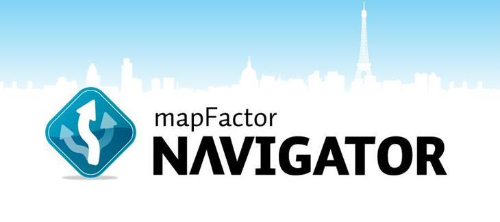 плюсы навигатора MapFactor