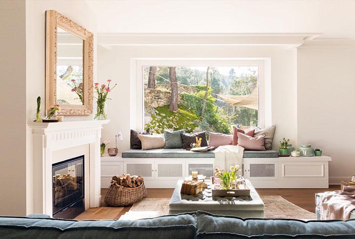 Как переоборудовать старый летний домик в уютное семейное гнездышко