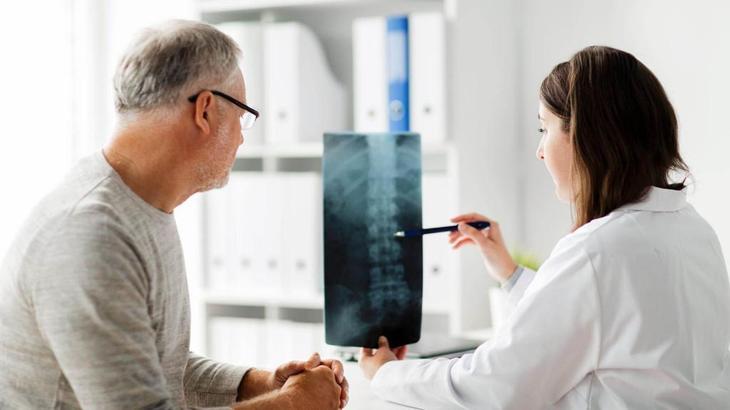 Диагностика опухоли спинного мозга