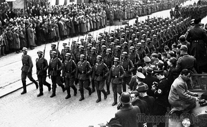 Бывший чехословацкий дипломат: первый этап Второй мировой войны начался 1 октября 1938 года (Riga.Rosvesti, Латвия)