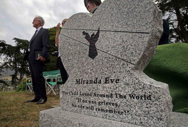 Мумии и скелеты: тайна маленькой Миранды Евы