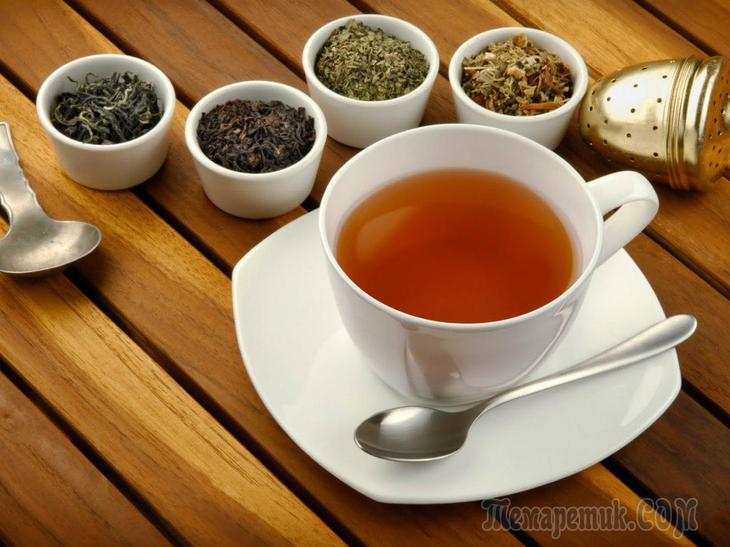 Чай понижающий давление - зеленый чай понижает давление?