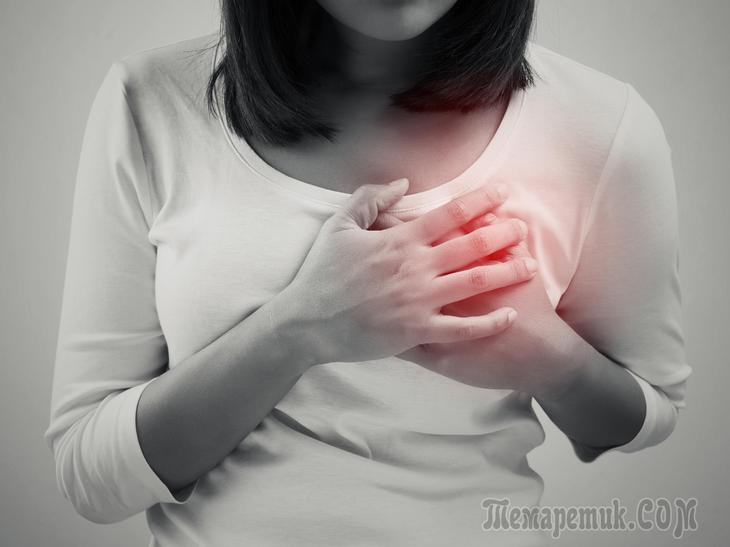 fullsize - What to do with heart pain first aid, causes and symptoms